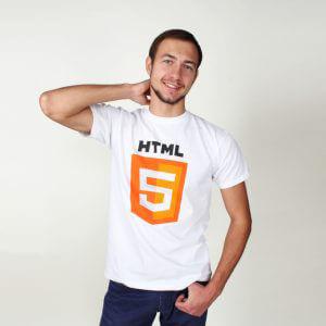 футболка html5