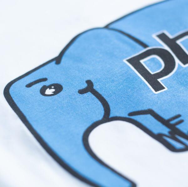 PHP elephant t-shirt