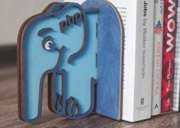 Books holder - PHP
