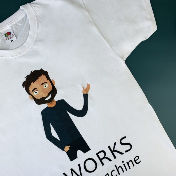 It works T-shirt