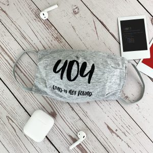 защитная маска для айтишника