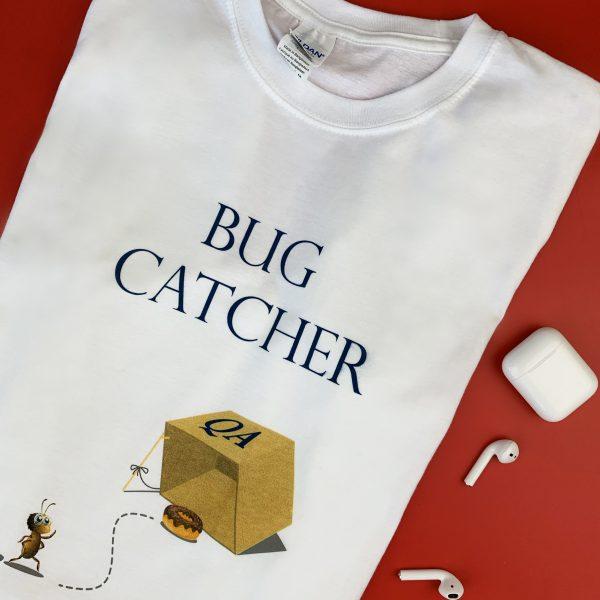 футболка Bug Catcher